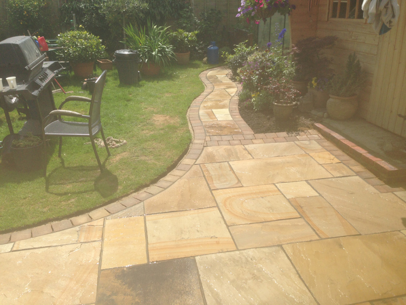Landscape Garden Leigh On Sea : Click to enlarge image patio leigh on sea essex g